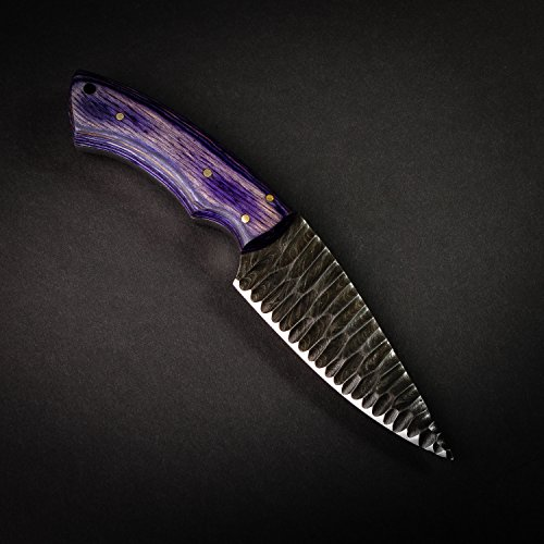 Forseti Steel  4 Forseti Steel Azure Dragon Damascus Steel Knife