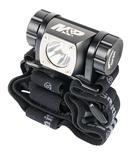 Smith & Wesson  2 Smith & Wesson M&P Delta Force HL 3xAAA 430 Lumen Headlamp with 6 Modes