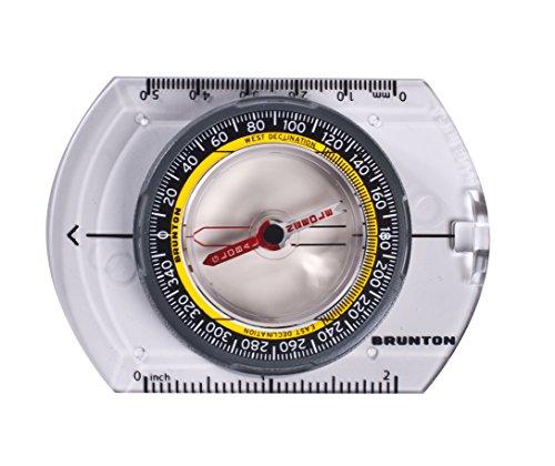 Brunton  3 TruArc 3 - Base Plate Compass