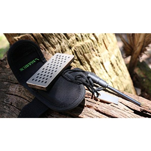 Schrade Fixed Blade Survival Knife 6 Schrade SCHKM1 19.7in Kukri Machete with 13.3in Stainless Steel Blade and Safe-T-Grip Handle for Outdoor Survival, Camping and Bushcraft