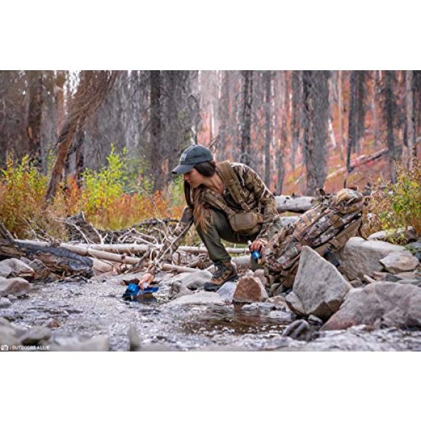 Sawyer Products Survival Water Filter 5 Sawyer Products Squeeze Water Filtration System