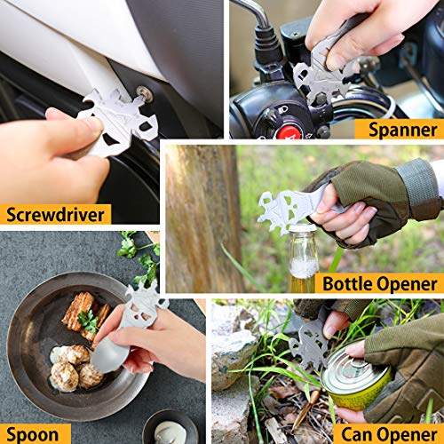 Utility Survival Tools for Camping