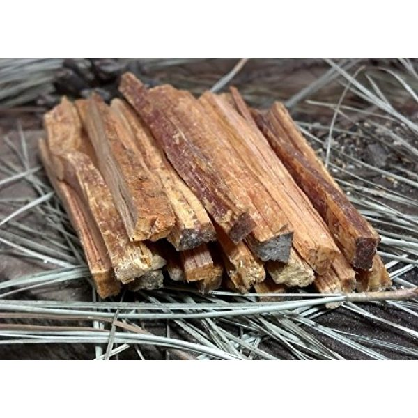 Kaeser Wilderness Supply Survival Fire Starter 2 Kaeser Wilderness Supply 3lb Fatwood Sticks Hand Cut in USA Strike Almost Anywhere Matches in Tin Can