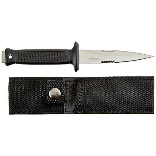 Survivor Fixed Blade Survival Knife 2 Survivor HK-740SL Fixed Blade Knife 6.5-Inch Overall