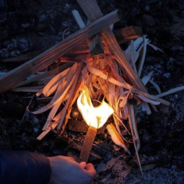 UCO Survival Fire Starter 5 UCO Behemoth Stormproof Sweetfire
