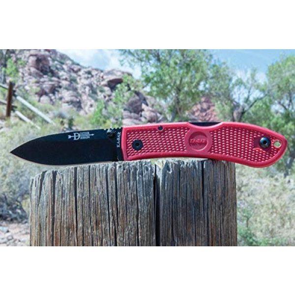 Ka-Bar Folding Survival Knife 4 KA-BAR, Folding Hunter