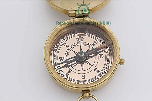 Roorkee Instruments India Survival Compass 3 Roorkee Instruments India Engraved Compass, Confirmation Gift Ideas, Baptism Gifts
