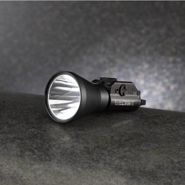 Streamlight Survival Flashlight 3 Streamlight 69227 TLR-1 Game Spotter - 150 Lumens,Black