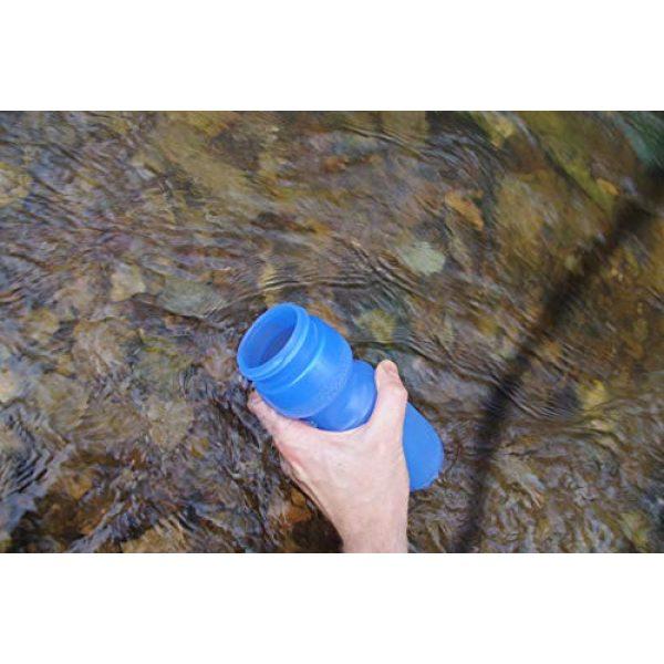wisemen Survival Water Filter 4 wisemen Trading Survival Water Filter Bottle, BPA Free, Made in The USA.