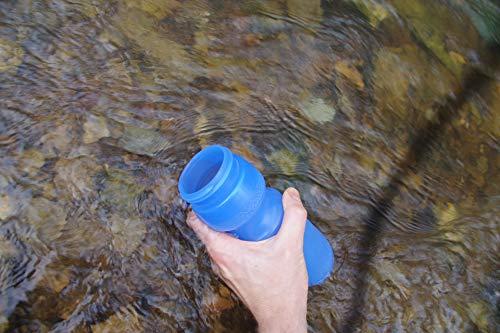 wisemen  2 wisemen Trading Survival Water Filter Bottle