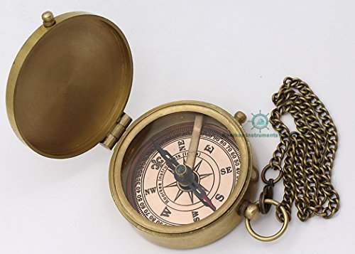 Roorkee Instruments India Survival Compass 3 ROORKEE INSTRUMENTS (INDIA) A NAUTICAL REPRODUCTION HOUSE Best Dad/A Beautiful Quote for Father/Gift for Father/Father's Birthday Gift