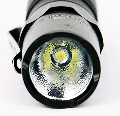LA Police Gear  7 LA Police Gear Operator EDC 330 Lumens Compact Tactical Flashlight