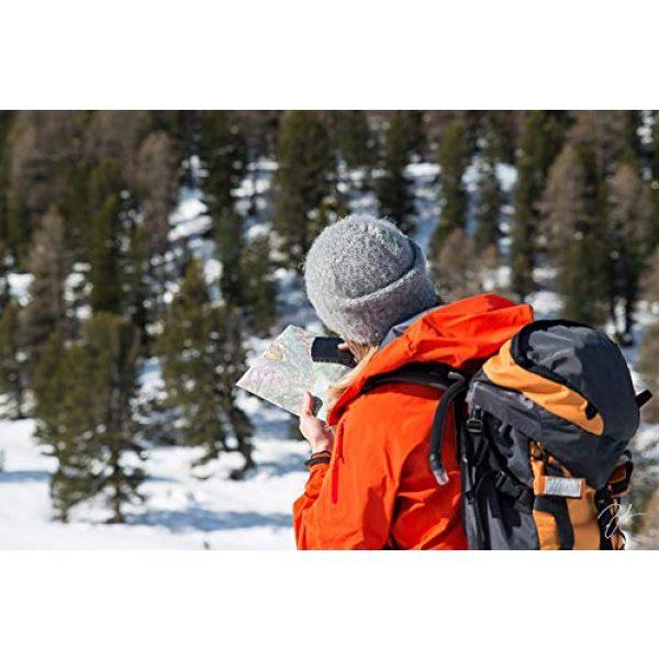 SUUNTO Survival Compass 3 Suunto MC2G Navigator Compass with Global Needle Metric