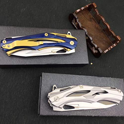 ENNSUN  2 ENNSUN Transformers Decepticon Folding Knife