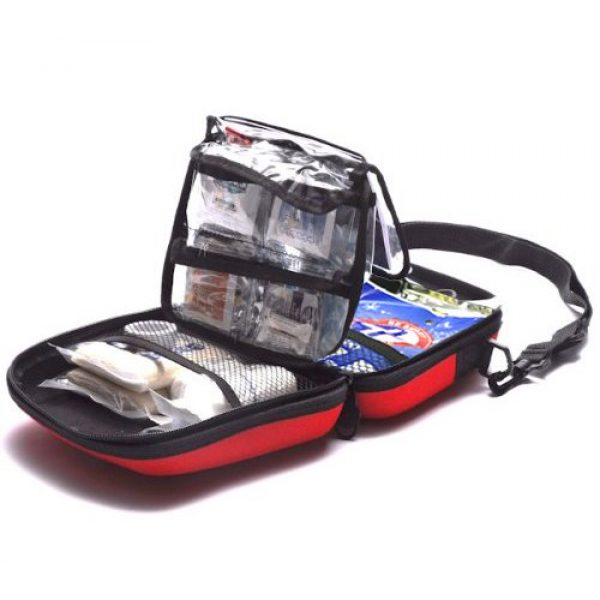 Be Smart Get Prepared First Aid Kit 3 Be Smart Get Prepared First Aid Kit, 303Count