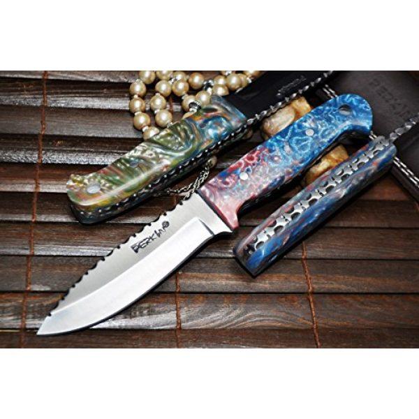 Perkin Fixed Blade Survival Knife 2 Hunting & Bushcraft Knife