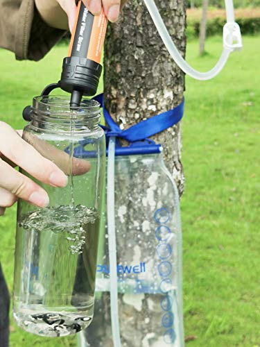 Purewell  4 Purewell Gravity High-Capacity Water Filtration System for Camping