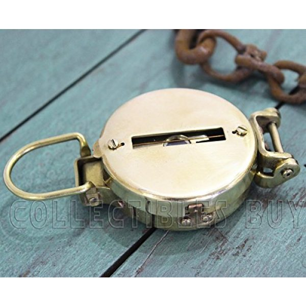 collectiblesBuy Survival Compass 5 collectiblesBuy Vintage Old Style Military Compass Nautical Pocket Shiny Brass Navigational Instrument
