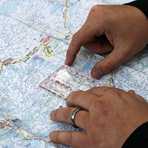 Coghlan's Survival Compass 2 Coghlan's Map Compass