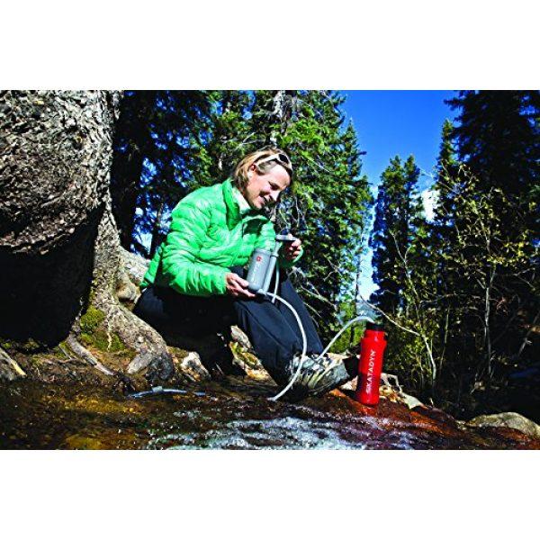 Katadyn Survival Water Filter 2 Katadyn Hiker Microfilter Water Filter