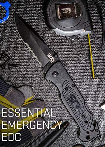 SOG  2 SOG Tactical Folding Knife - Escape Pocket Knife