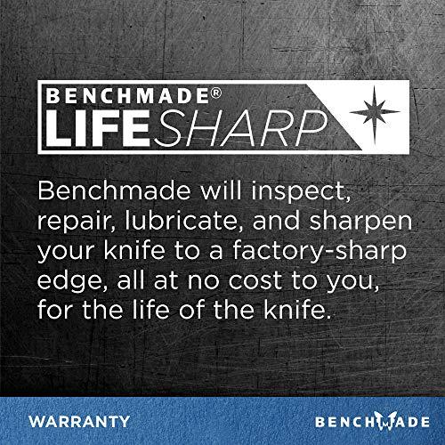 Benchmade  6 Benchmade - Mini Griptilian 556 EDC Manual Open Folding Knife Made in USA