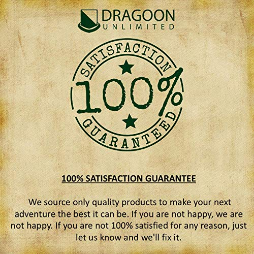 Dragoon Unlimited  3 Dragoon Unlimited Mini Camping & Survival Water Filter - Durable & Travel Size - Outdoor Emergency