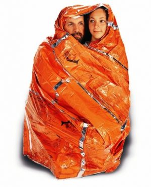 Adventure Medical Kits  1 Adventure Medical Kits Heatsheets Survival Blanket For Two Person