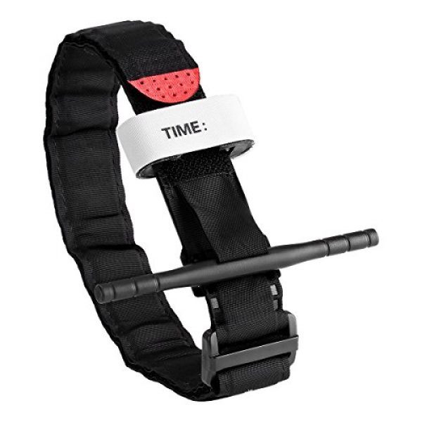 Yinuoday Tourniquet 2 Yinuoday Outdoor Emergency Tourniquet Medical Military Emergency Tourniquet Strap First Aid Tactical Medic Life Saving Hemorrhage Control