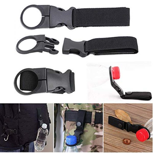 Lanqi Survival Kit 7 Lanqi Gifts for Men, Emergency Survival kit 14 in 1, Survival Gear, Tactical Survival Tool for Cars, Camping, Hiking, Hunting, Fishing (Survival kit 3)